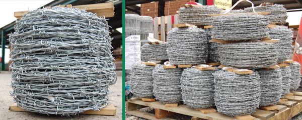 barbed wire, medium tensile, high tensile - Timberlink.co.uk - market drayton, shropshire