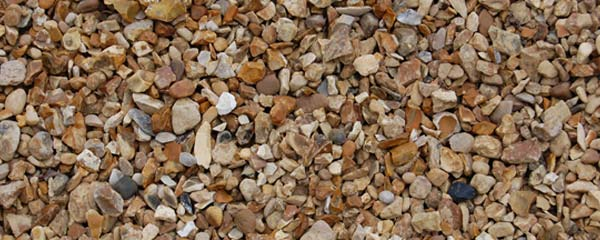 golden gravel, gravel, decorative gravel, driveway - Timberlink, midlands